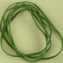 1m faux suede cord, Lincoln green.