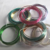 TH5021 - 0.5mm wire mixed colours 1m rolls.