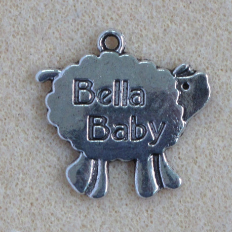 SALE91 - Bella Baby, Sheep Pendants, 'Only 10p Each'.