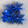 BP0034 - Paddle Beads, Blue, Pack of 10.