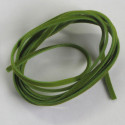 1m faux suede cord, Lincoln green. Pack of 10.
