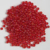 MT834 - Size 8 Toho Seed Beads, Dark Ruby AB.