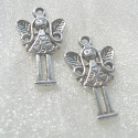 Fairy charm. Approx 25mm pack of 6