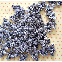 Bee beads, pack of 100
