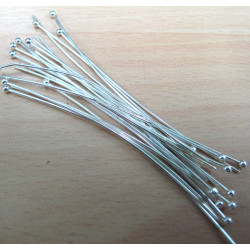 60mm ball end pins, pack of 20