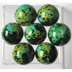 10mm speckle bead
