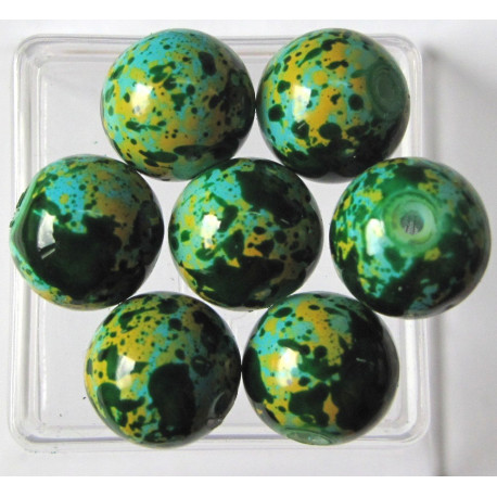 GB3109 - 10mm speckle bead