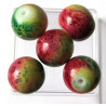 "GB3122 - 12mm ""Apple"" Bead, Pack of 10."