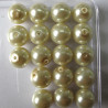 PL1202 - 12mm cream glass pearls