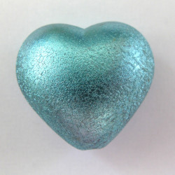 Large heart bead.