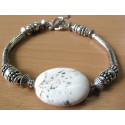 Bracelet bar kit with magnesite.