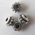 Small barrel bead. Pack of 20