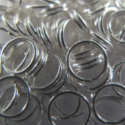 Split ring 5mm. Pack of 120