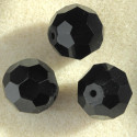 20mm fire polished glass. Pack of 3.