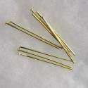 1 inch headpin. Pack of 50 pieces.