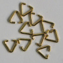 Simple triangular bails, pack of 10.
