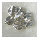 Silver colour beads